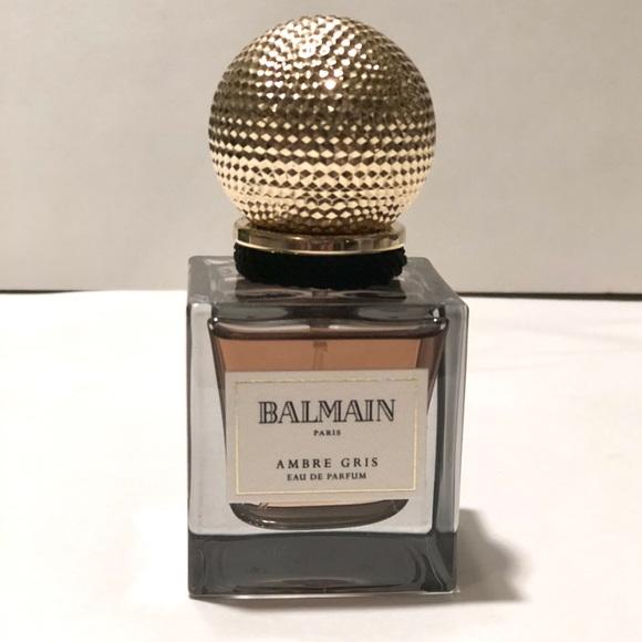 lower price with most popular sleek BALMAIN AMBRE GRIS EDP, 1.35 fl oz